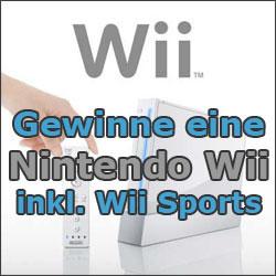 Wii-Gewinnspiel