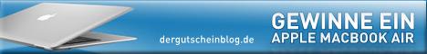 Der Gutschein-Blog Gewinnspiel